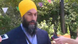 Probe finds Christine Moore did not behave inappropriately: Jagmeet Singh